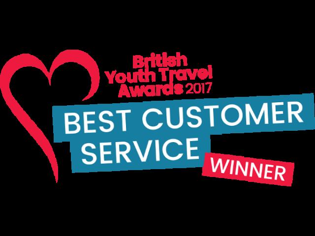 Best Customer Service Winners