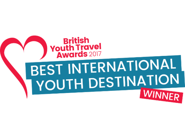 Best International Youth Destination
