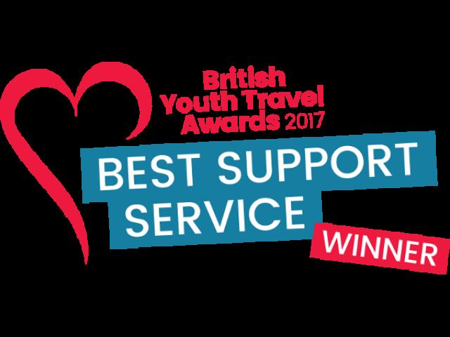 Best Support Service Winners