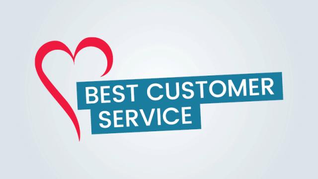Best Customer Service Enter