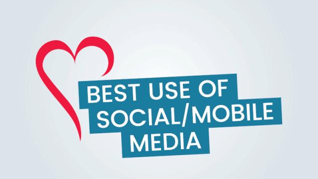 Best Use of Mobile / Social Media Enter