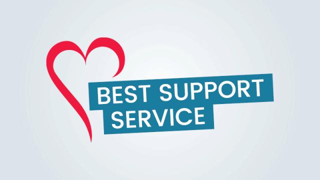 Best Support Service Enter