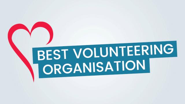 Best Volunteering Organisation Enter