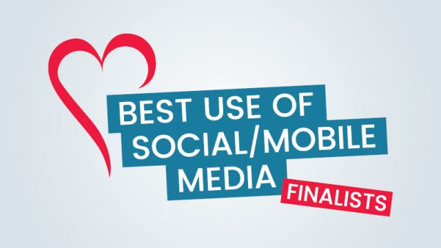 Best Use of Social / Mobile Media